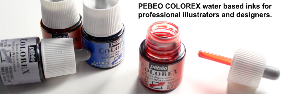 PEBEO Colorex Ink